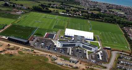 CP controls new training ground for 'The Seagulls'