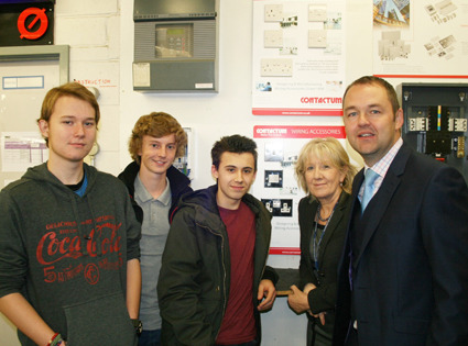 City College Brighton secures sponsorship from UK electrical manufacturer