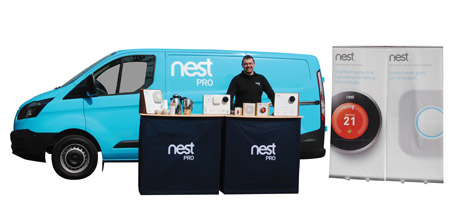 Rexel UK announces participation in Nest Pro Tour
