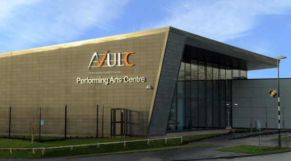 CP Electronics take centre stage at new performing arts college