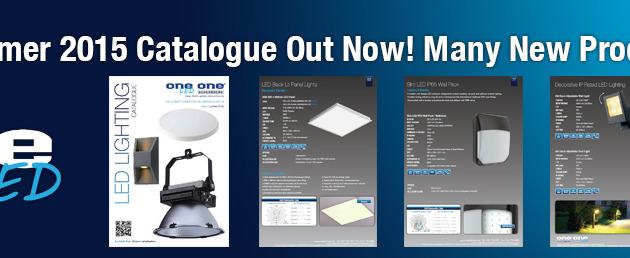 New catalogue from One Electrical