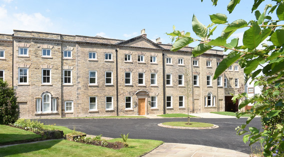 Grade II listed building benefits from Scolmore technology
