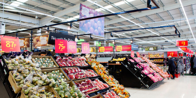 LED upgrade boosts cost-efficiency and customer experience at ASDA