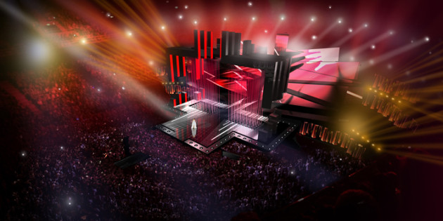 Osram is official lighting partner for the Eurovision Song Contest