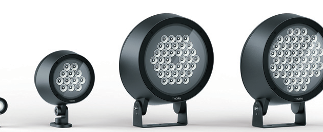 Thorn's latest luminaires offer an education in lighting