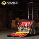 C.K Magma Technician's PRO Wheeled Case makes light work of any task