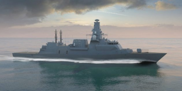 AEI Cables to supply cables for trio of warships