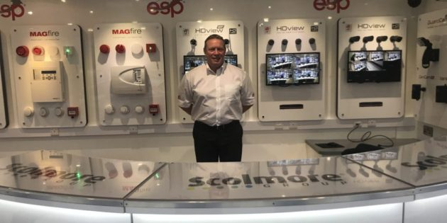 ESP puts the emphasis on training