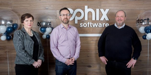 Aphix Software and Intact Software celebrate five years of partnership