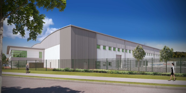New home for cable manufacturer HellermannTyton
