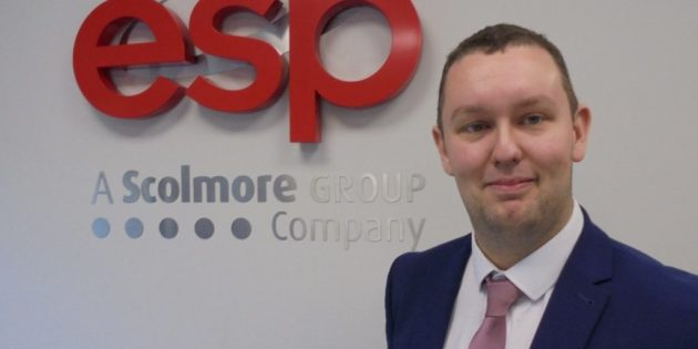 East Midlands gets a new ESP area sales manager