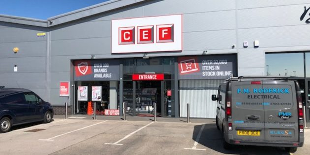 CEF unveils new and improved Bishop Auckland store