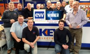 Chichester wholesaler scoops industry award