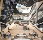 Wieland makes a connection to LinkedIn headquarters