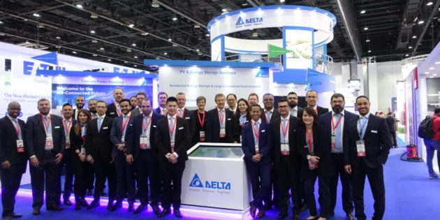 Delta Electronics reveals showcase of smart green products