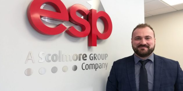ESP appoints new sales team member
