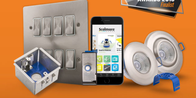 Scolmore up for six prestigious industry awards