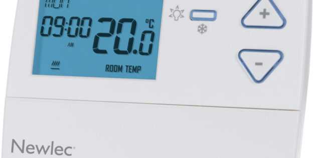 Enhanced Newlec heating controls revealed by Rexel