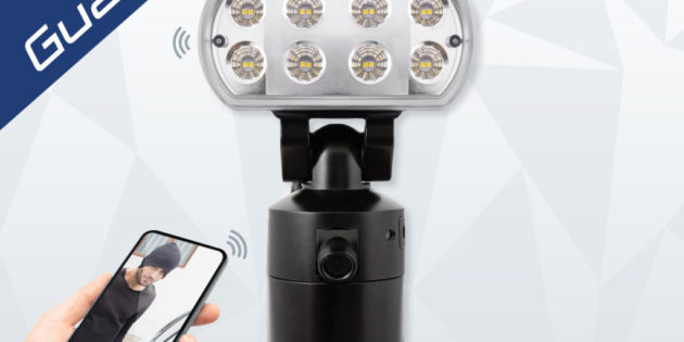 ESP launches new GuardCam Wi-Fi Security Floodlight