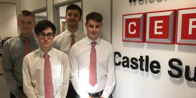 Accountancy apprenticeship adds up for electrical wholesaler
