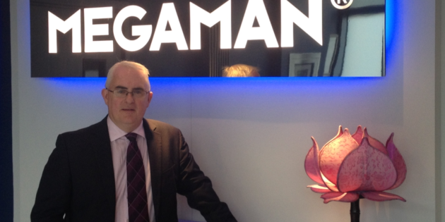 Megaman UK introduces new General Manager