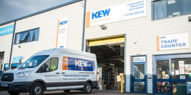 Kew Electrical kickstarts branch expansion plan