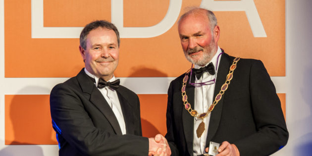 New EDA President, Simon Barkes, to continue driving transformation of the Association