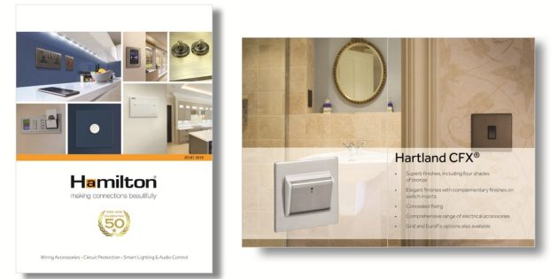 Latest Hamilton catalogue launches with more products and opportunities to sell