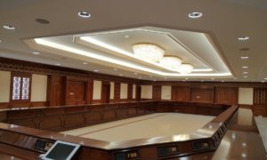 Luceco lights up VVIP Hall in Oman's Ministry of Interior