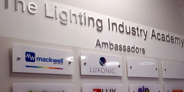 Luxonic picks up the Lighting Industry Academy's Ambassador torch