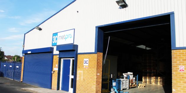 West Midlands-based Metpro expands its operation
