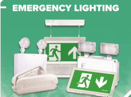 OVIA emergency lighting solutions