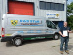 FORS Silver Accreditation for family-run Kent and London wholesaler, R&B Star