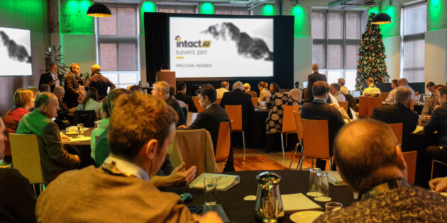Intact iQ ERP software elevates 2017 customer conference
