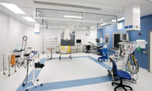 CP Electronics supplies lighting controls for Oswestry Hospital Cancer Unit