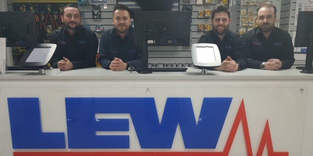 Record growth sees LEW Electrical Distributors relocate Lincoln branch