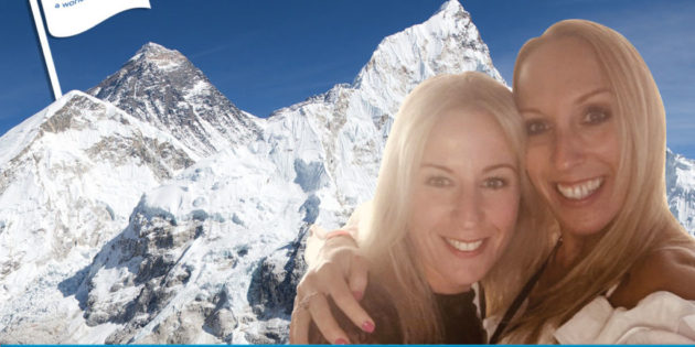 Rexel pair ready to tackle Everest for EIC