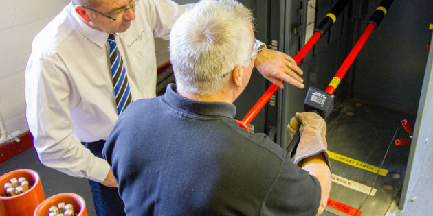 New electrical training centre equipped is with Seaward HV test equipment