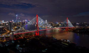 Signify shines dynamic light on Shanghai's buildings, bridges and rivers
