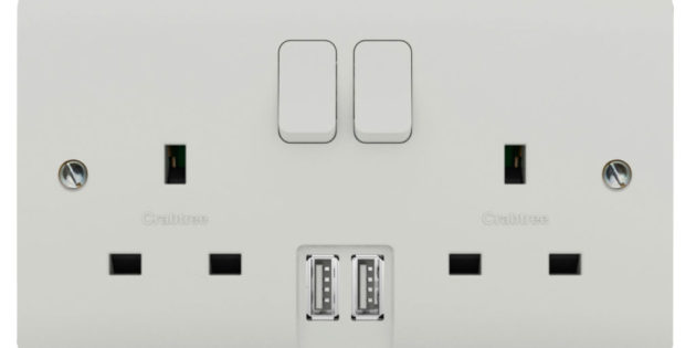 Wiring accessories: It's time to rethink charging outlets