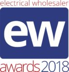 Submit your entry for the Electrical Wholesaler Awards 2018 at www.electricalwholesalerawards.co.uk