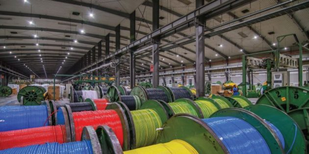 Luceco reels in Oman Cables Industry