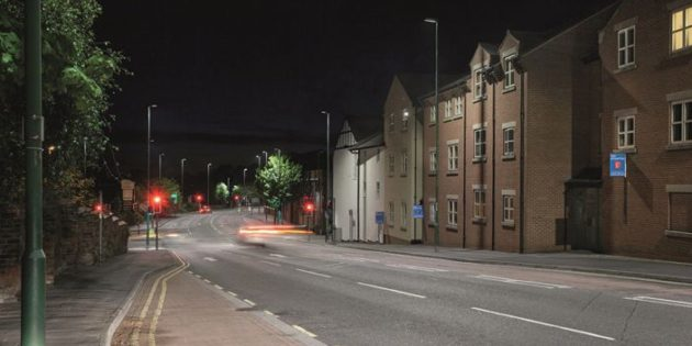 Lancashire benefits from a distinctive urban lighting design from Thorn