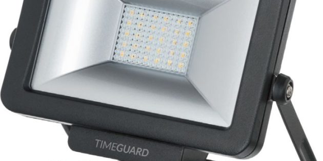 More powerful floodlights for Timeguard's modular LED line up