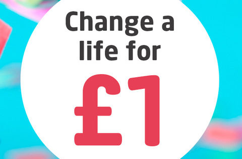 Play powerLottery and support thousands for just £1