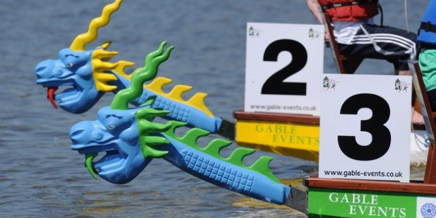 Could you be crowned the dragon boat champion of 2017?