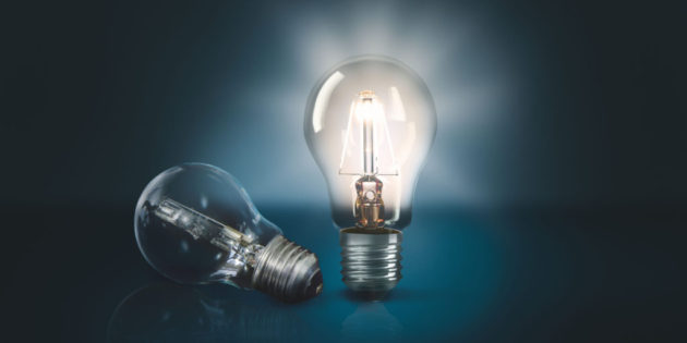 UK consumers in the dark over halogen lamp ban
