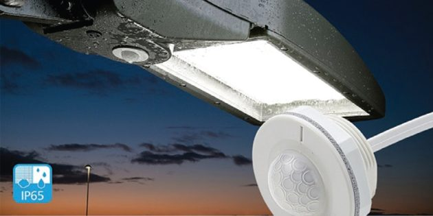 CP Electronics launches miniature PIR for outdoor luminaire integration