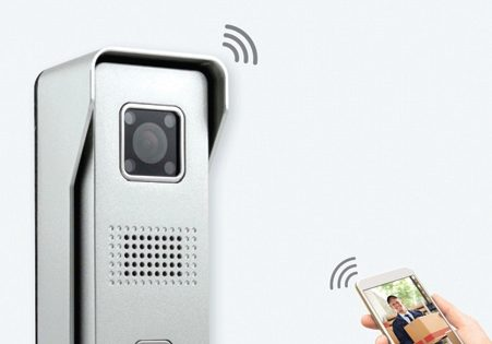Answer the door from anywhere with ESP's new Wi-Fi Door Station