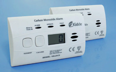 Confidence with CO Alarms